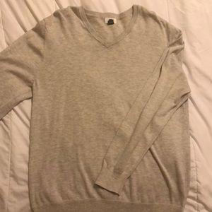 Men's old navy vneck sweater